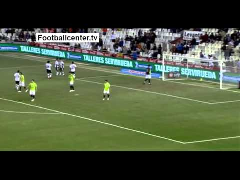 Best Goals   Alarcon Isco  Valencia v Logrones, November 11, 2010