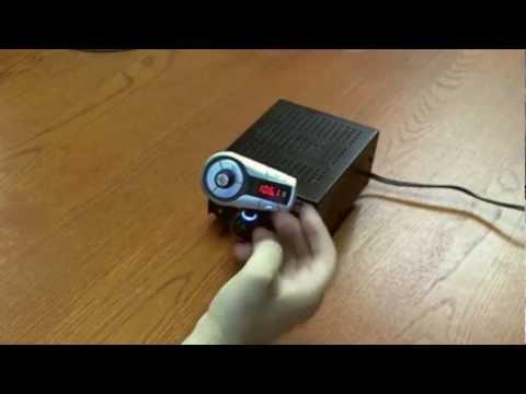 GOgroove FlexSMART X2 Wireless In-Car Bluetooth FM Transmitter - Demo Video