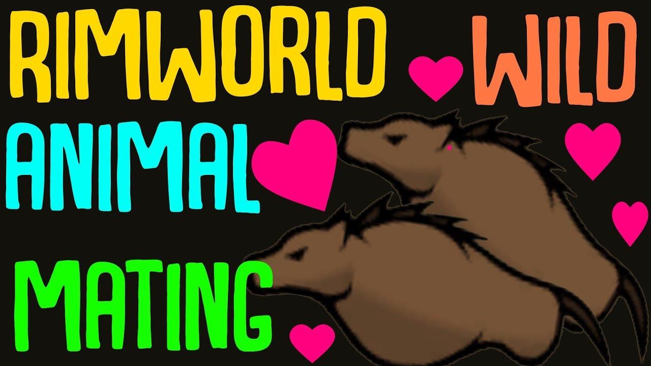 Rimworld Wild Animal Mating Mod! Prepare For An Animal Invasion