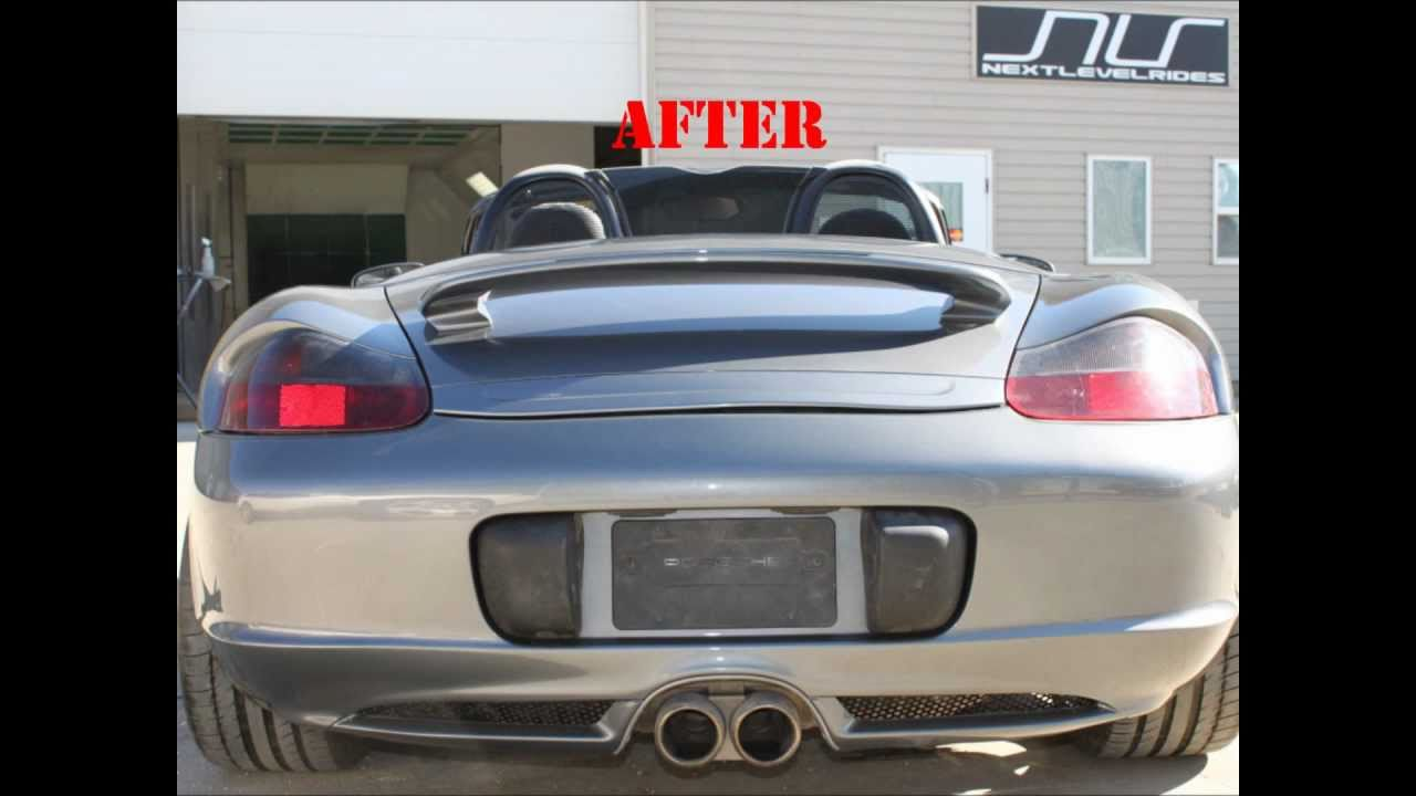Porsche Boxter S Wide Body Kit Nextlevel Rides