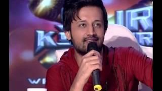 Atif Aslam Performing 'Sun Charkhe D' ! On Sur Kshetra [HQ] Full Audio