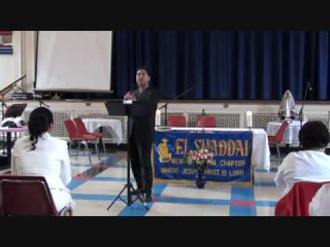 El Shaddai New York Chapter BCM part 8
