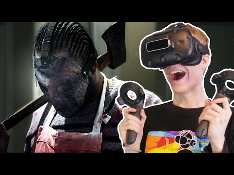 MURDERER ON THE LOOSE! | Uplands Motel: VR Thriller (HTC Vive Gameplay)