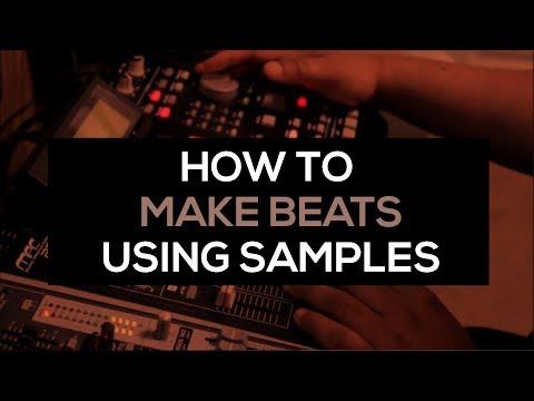 Beatmaking : How To Make Beats Using Samples