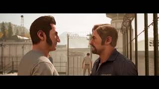 PS4   A WAY OUT  Gameplay Trailer E3 2018