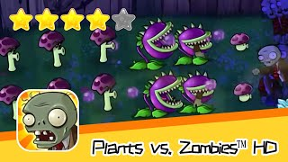 Plants vs  Zombies™ HD Adventure 2 FOG 02 Walkthrough The zombies are coming! Recommend index five s