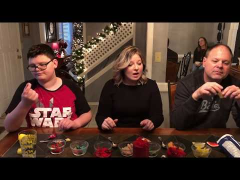 Flavor Tripping with Miracle Berries - Christmas 2017