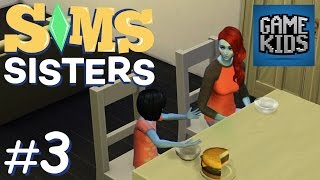 Mr Dad Gets a Job - Sims Sisters Episode 3