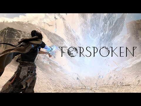 Forspoken | Story Introduction Trailer