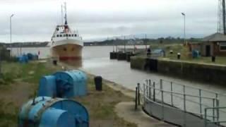 Jacinta FD159 Fleetwood's Heritage Trawler