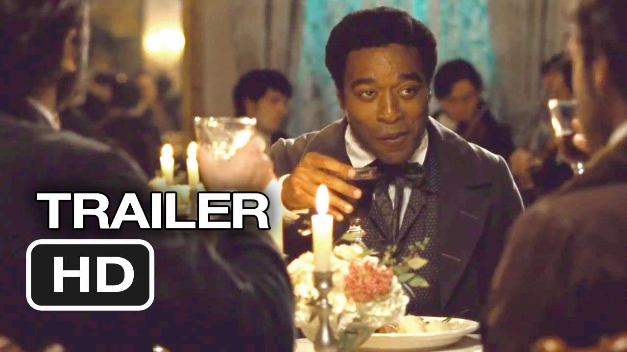 12 Years A Slave Official Trailer 1 2013 Chiwetel Ejiofor Movie