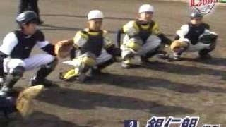 埼玉西武ライオンズが取り組んでいる野球支援活動の一環として、県内各...