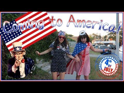 COMING TO AMERICA (Neil Diamond ~ karaoke cover)