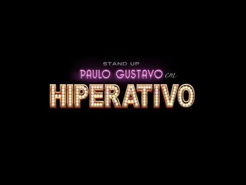 Trailer do filme Paulo Gustavo - Hiperativo