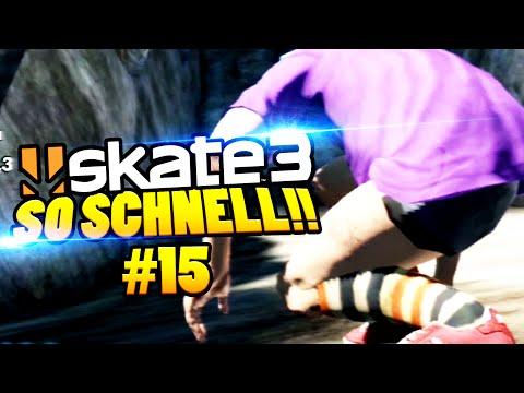 ICH BIN SO SCHNELL!! | Skate 3 #15