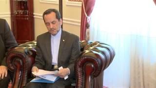 Întrevedere cu Ambasadorul Republicii Islamice Iran, dl Mohammad Beheshti
