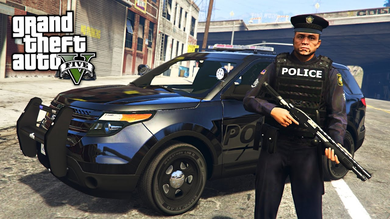 Gta 5 Mods Play As A Cop Mod Gta 5 Best Cop Ever