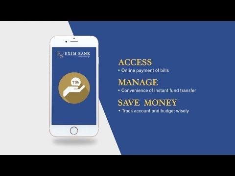 Exim Bank (Tanzania) Ltd - Online Banking Solution