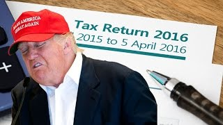 Will Trump Break His Tax Return Promise?