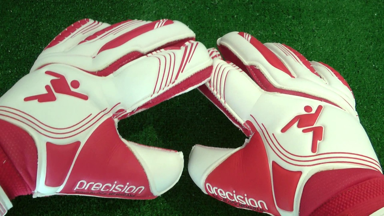 24eea7c5f Precision Premier Collection Dual Grip Box Cut Goalkeeper Glove Preview -  YouTube