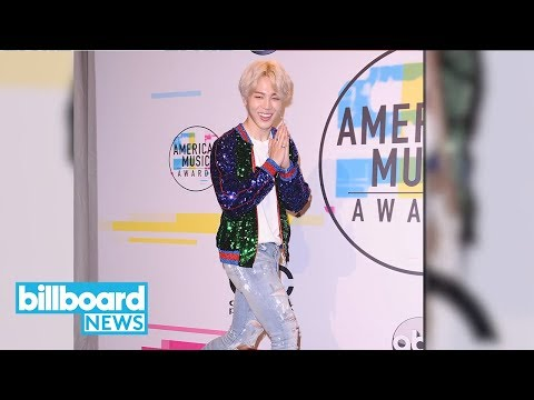 BTS' Jimin Clears Up T-Shirt Controversy at Tokyo Show  | Billboard News