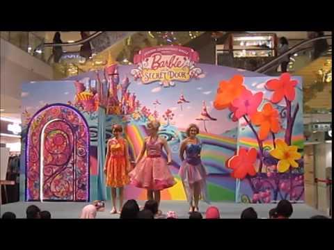 Nov/Dec 2014 Barbie and the Secret Door Musical Live Show @Centrepoint Singapore
