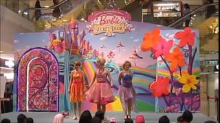 Nov/Dec 2014 Barbie and the Secret Door Musical Live Show @Centrepoint Singapore