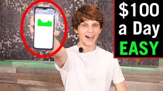 Make $100 Per Day On YouTube Without Making Any Videos (Make Money Online)