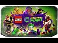 Lego DC Super-Villains - ОБЗОР ОТ БРЕЙНА