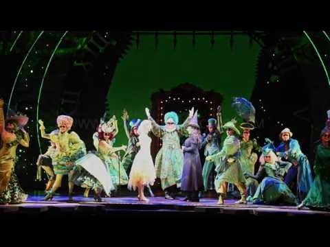 Wicked - The Musical. One Short Day