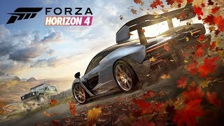 Forza Horizon 4 - Autumn Festival Playlist and Later Forza 7 Multiplayer Livestream