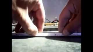 Reparacion de LCD con Leds(Reparacion de LCD con Leds. Esta reparacion se realizó en un lcd de unas 20 pulgadas el cual tenía rotos los Backlights (tubitos) inferior y superior y no se ..., 2012-11-24T23:12:44.000Z)
