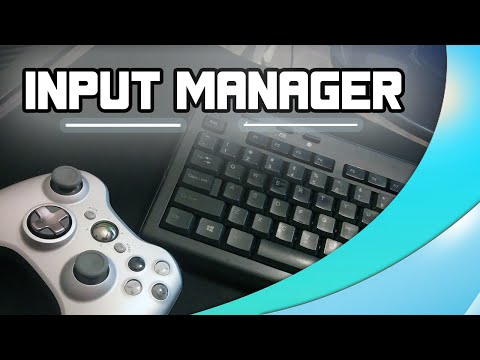 Input Manager (Multiple Inputs) - Game Mechanics - Unity 3D