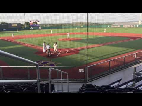 Peyton Cook pitching 17U Fort Worth Cats