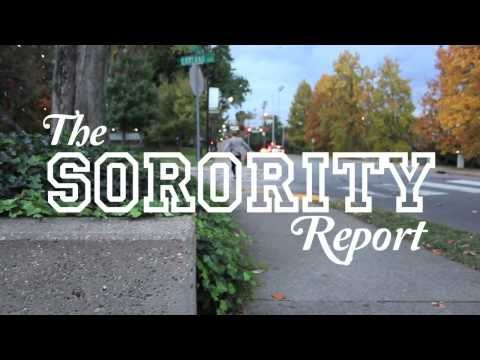 The Sorority Report