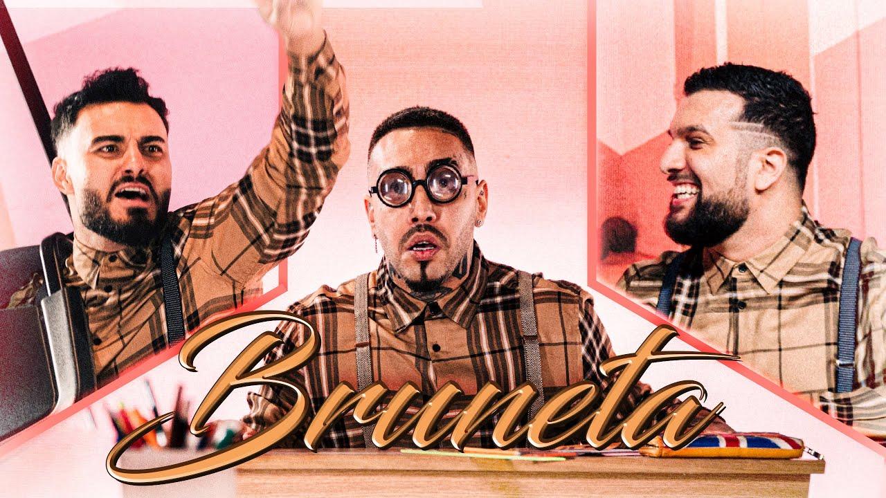 Download @Alex Velea  ❌ Tzanca Uraganu ❌ @Jador  - Bruneta ⚓ Official Video