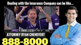 MARCH MADNESS CRYING NORTHWESTERN FAN IS LIKE...