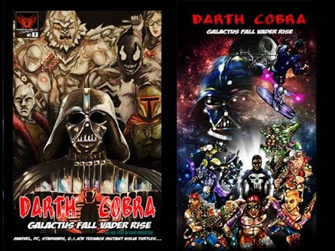 Star Wars : The Rise And Fall Of Darth Vader