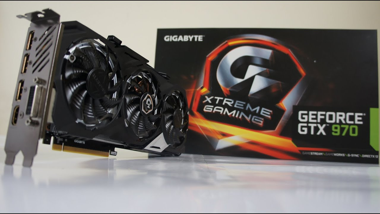 Gigabyte Gtx 970 Extreme Gv N970xtreme 4gd Review Game Test Youtube