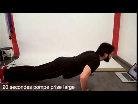 sport et nutrition avec abdellah bensaid  episode 2 pectoraux