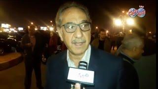 أخبار اليوم | محمد أبو داوود وبطرس دانيال ينعون وفاة زوجة الفنان محمد صبحي
