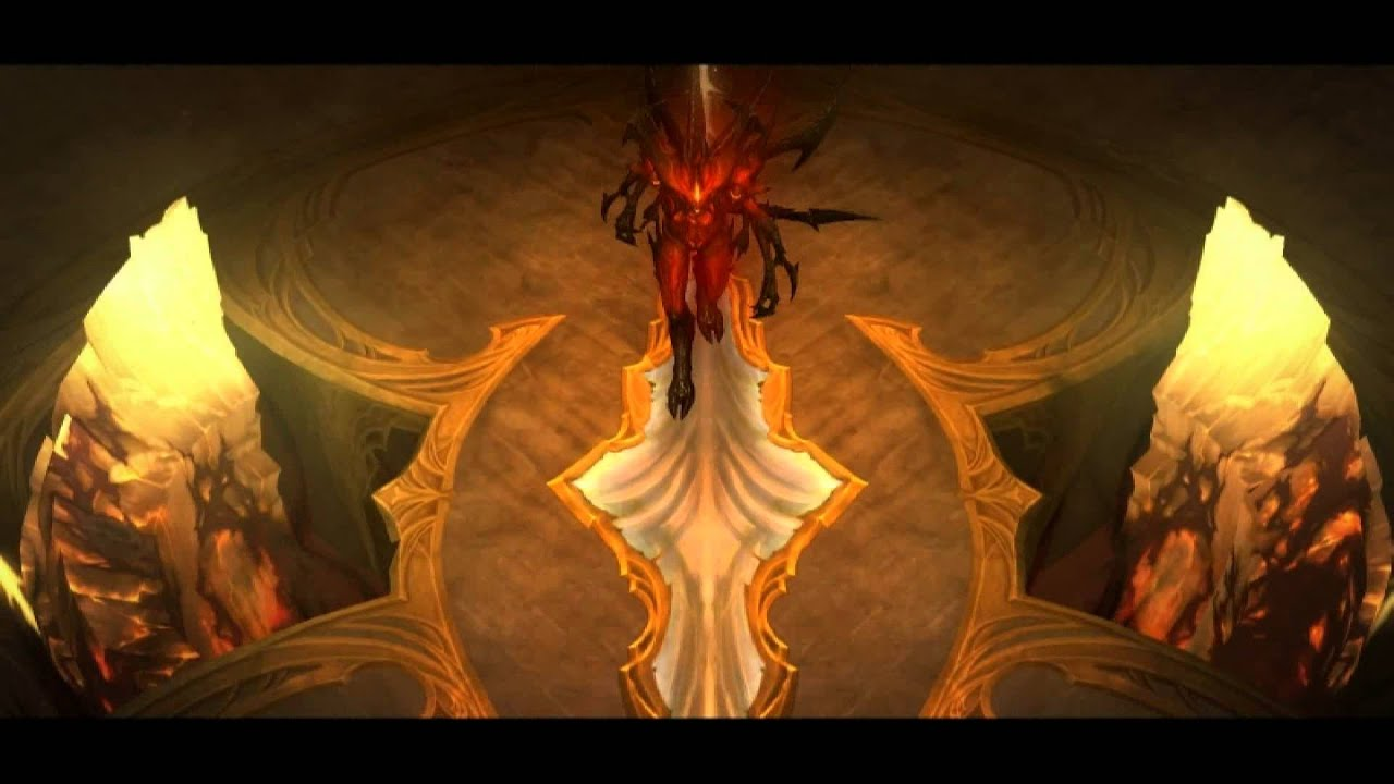 Diablo 3 ( Last Boss) Normal - YouTube