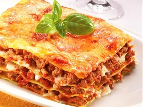 Easy Beef Lasagna One Pot Chef Youtube