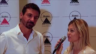 Intervista Oscar di Montigny per Homo Faber 06 Ottobre | Politeama Tolentino (MC)