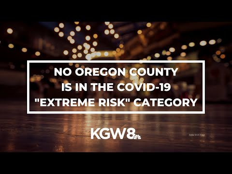 Sunrise Extra: No Oregon counties in extreme risk category, starting Friday