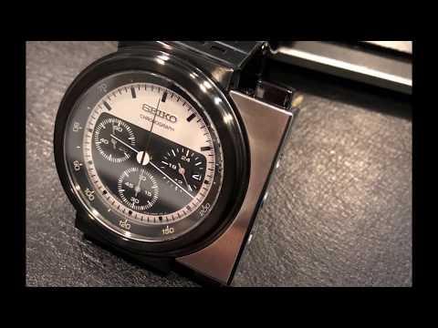 Unboxing of the Seiko Spirit Chronograph Giugiaro