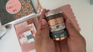 Unboxing my Simply Gilded Sep 2020: Fancy Féte Kit!