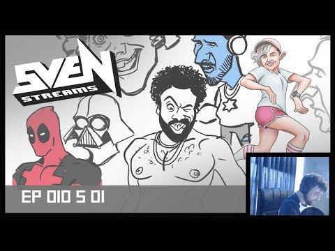 ART STREAM ! Sven Streams E010 S01