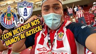 CHIVAS vs PACHUCA 1-0 ¡VICTORIA previa al CLÁSICO, CHULADA! Desde Estadio Akron