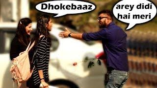 Proposing Girls Prank GONE WRONG | Unglibaaz